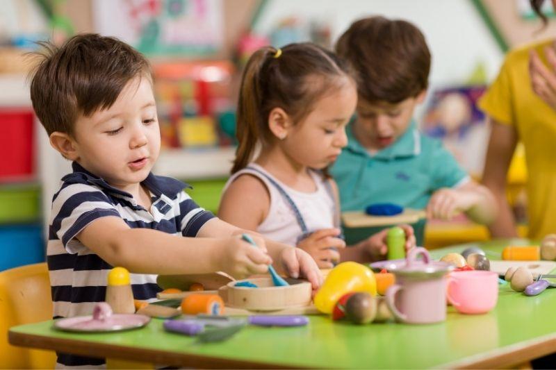 Proceso de Admisión de Segundo Ciclo de Educación Infantil para el curso 2021/22